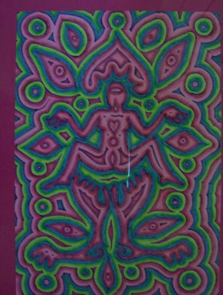 wanjina art