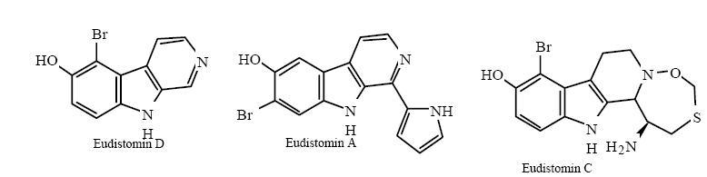 marine b-carbolines