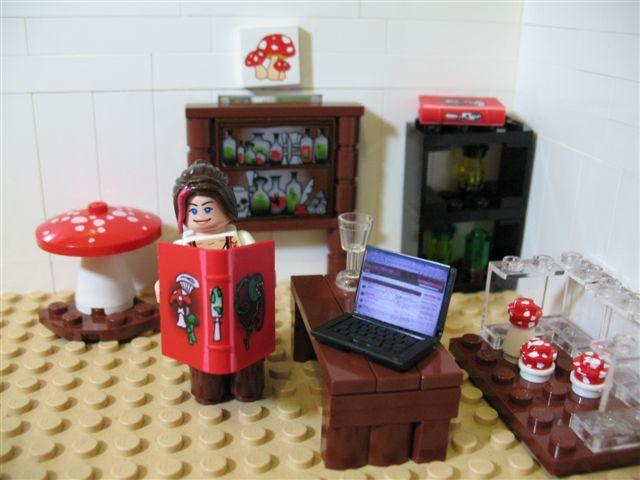 Lego Mycologist
