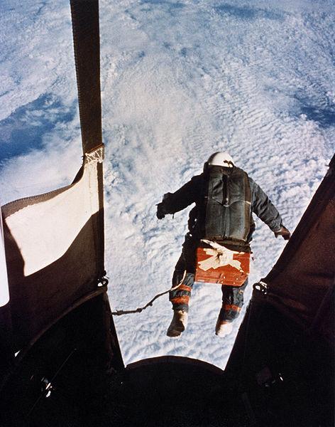 Joseph Kittinger world's highest skydive