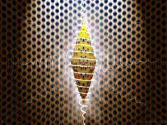"Transcendit Illusionem -  detail ""Crystaleyesed"""