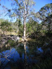 Dee river waterhole