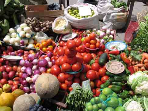 food For harvest festival